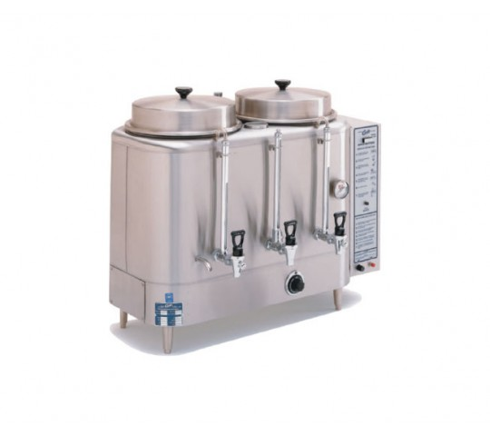 双缸自动蒸馏咖啡机