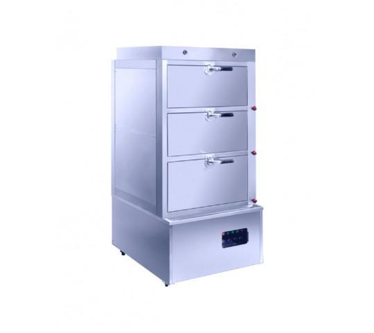 電熱三門蒸櫃
