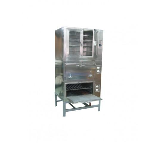 五層酥食暖櫃