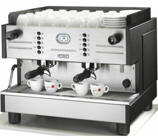 2-GROUP ELECTRONIC ESPRESSO COFFEE MACHINE