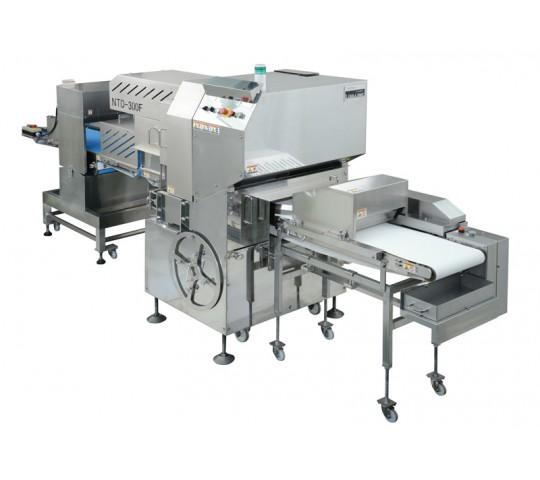 三維新設計凍肉切片機