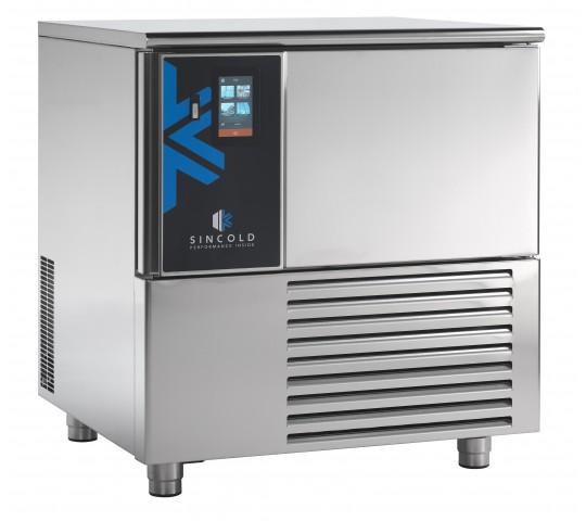 液晶觸控速凍櫃(五層)